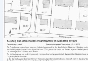 katasterauszug zur wertermittlung f r grundst cke und geb ude. Black Bedroom Furniture Sets. Home Design Ideas